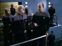 "Voyager establishes two-way contact with Starfleet (""Pathfinder"")."