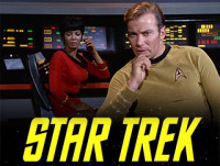 Title Card - Star Trek