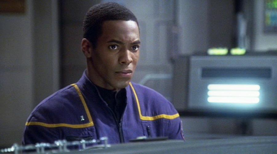 Travis Mayweather - Star Trek: Enterprise Character Biographies and Images  - Strekonline